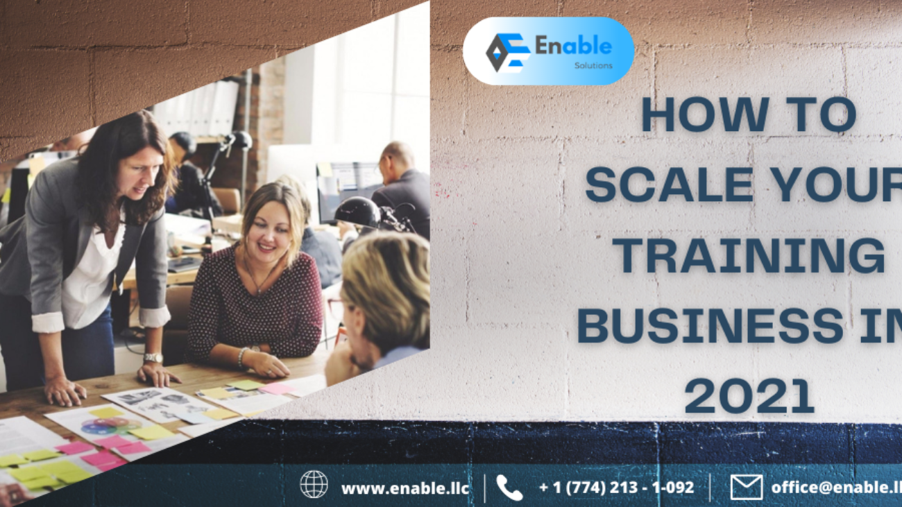 How to Scale your Business in 2021?